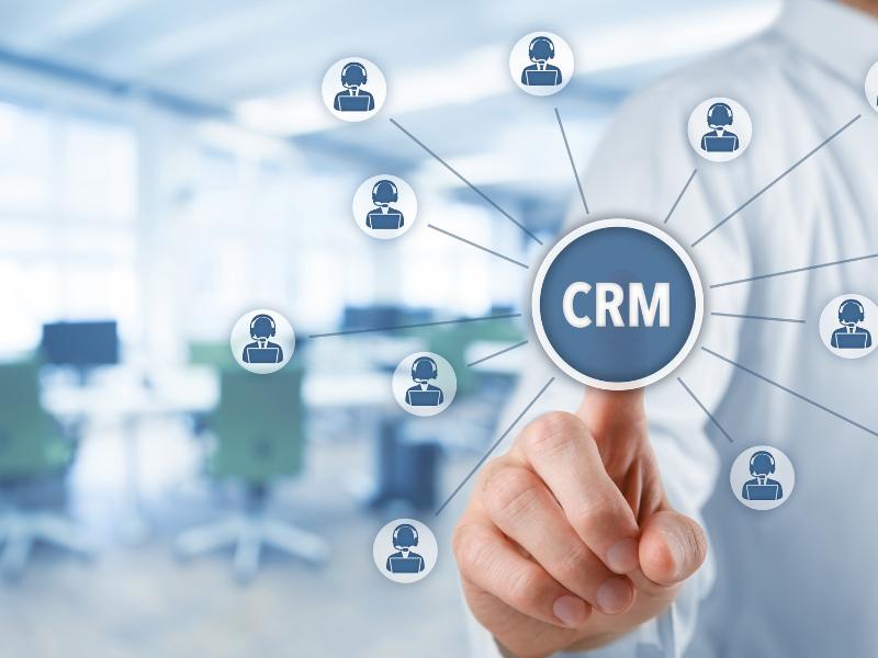 La montée de CRM, l'outils des agences de SEO et Web design